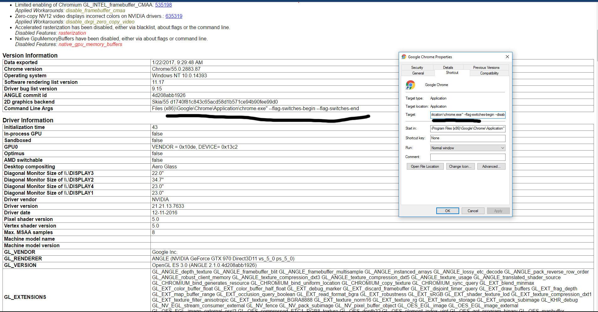 Google Chrome WebGL optimisation for EyeWire - General
